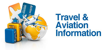 Travel and Aviation Information