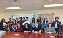 Cape Breton University's Tourism and Hospitality Society